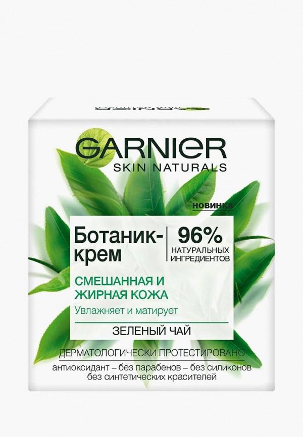 Купить Крем для лица Garnier, Увлажняющий Зеленый Чай , матирующий, для смешанной и жирной кожи, 50 мл, GA002LWXWZ34, Весна-лето 2018