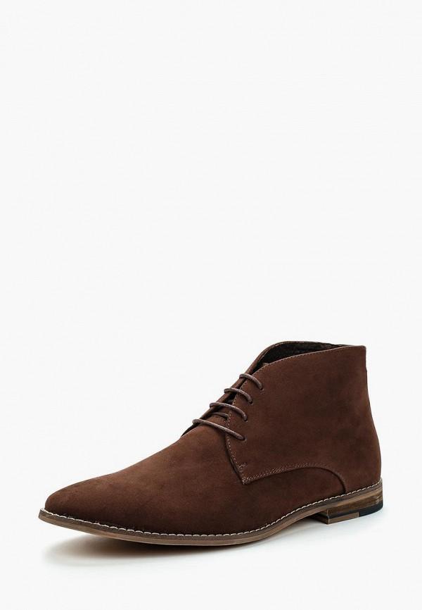 Купить Ботинки Galax, ga016ambadq3, коричневый, Весна-лето 2018