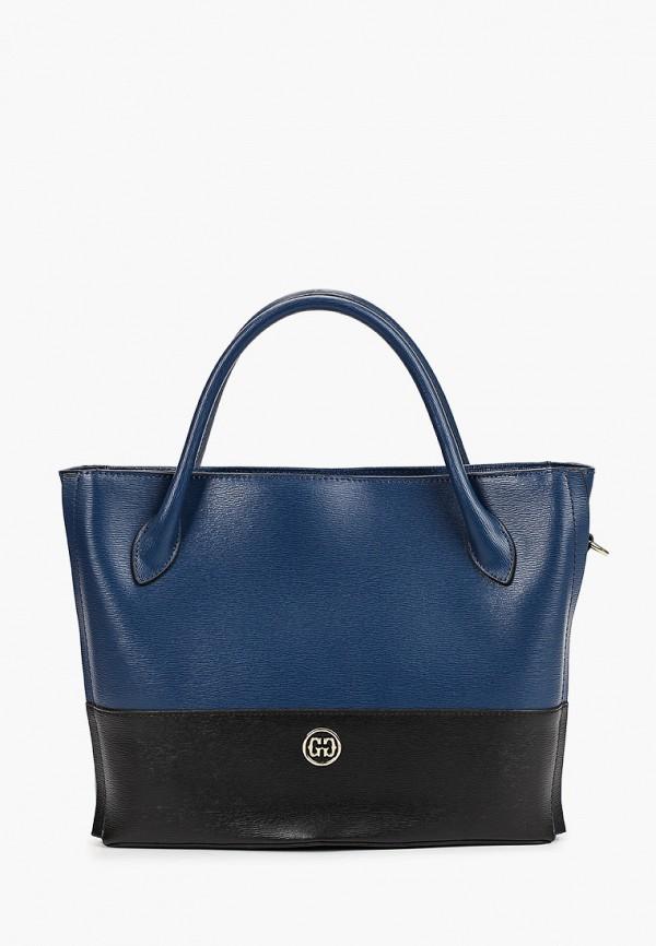женская сумка galaday, синяя