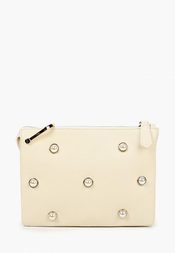 женская сумка galaday, белая