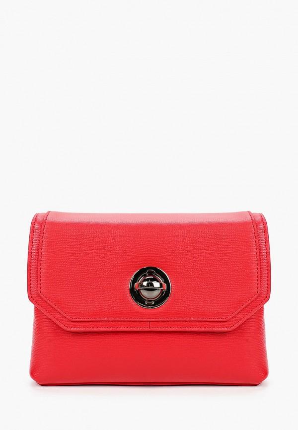 женская сумка galaday, красная