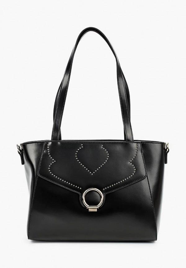 женская сумка galaday, черная