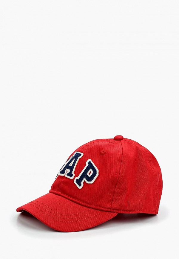 Бейсболка Gap Gap 282071 красный фото