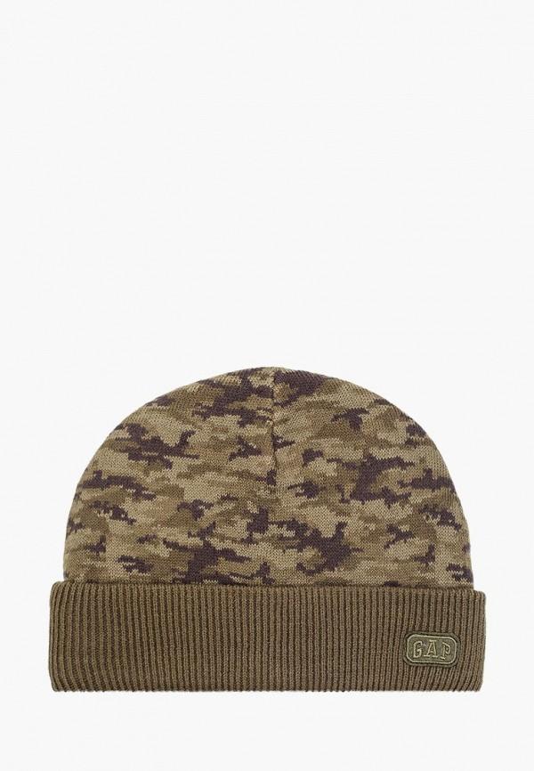 шапка gap для мальчика, хаки