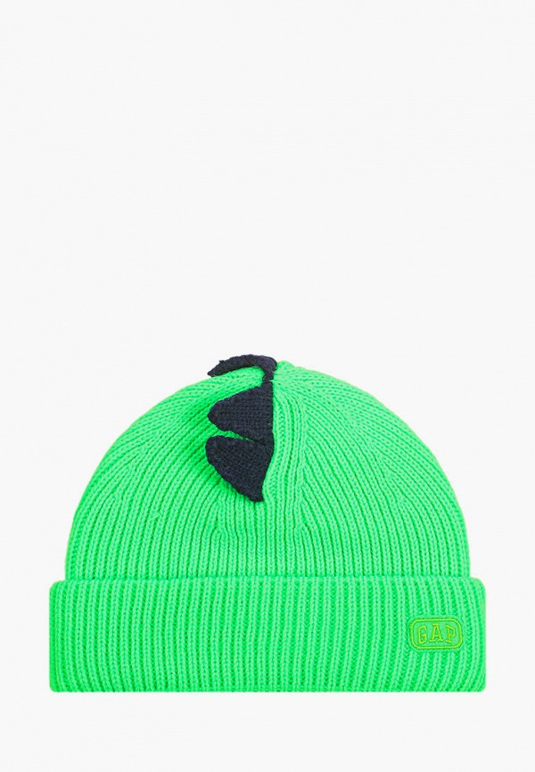 шапка gap для мальчика, зеленая