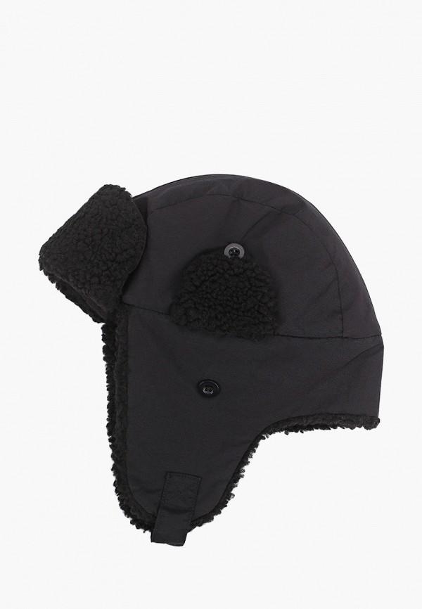 шапка gap для мальчика, черная