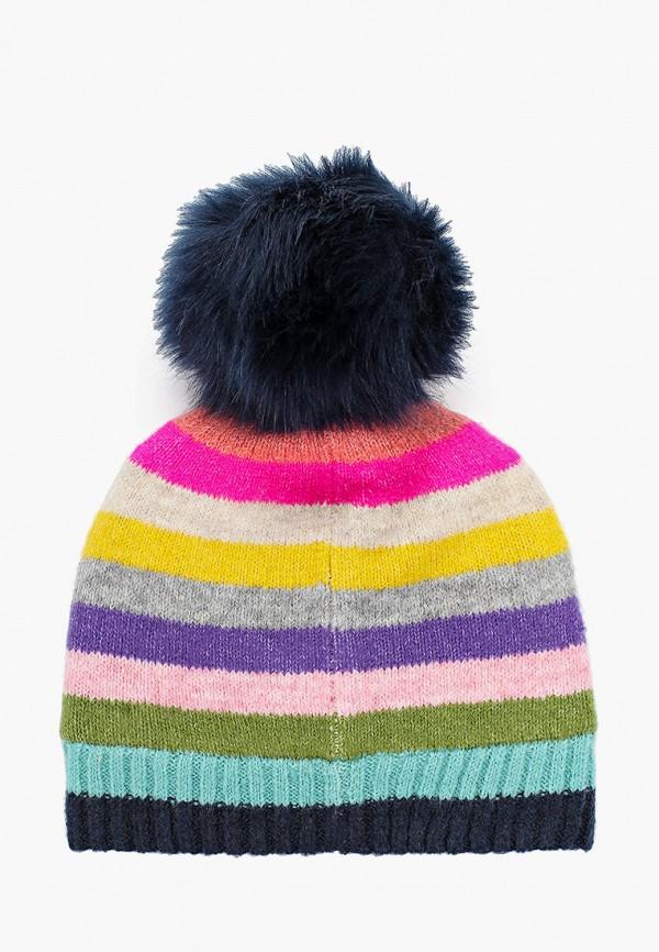 шапка gap для девочки, разноцветная