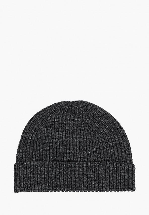 Фото - мужскую шапку Gap серого цвета