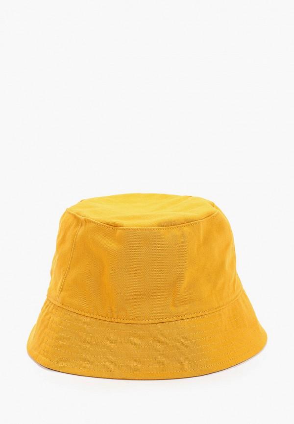 мужская панама gap, желтая