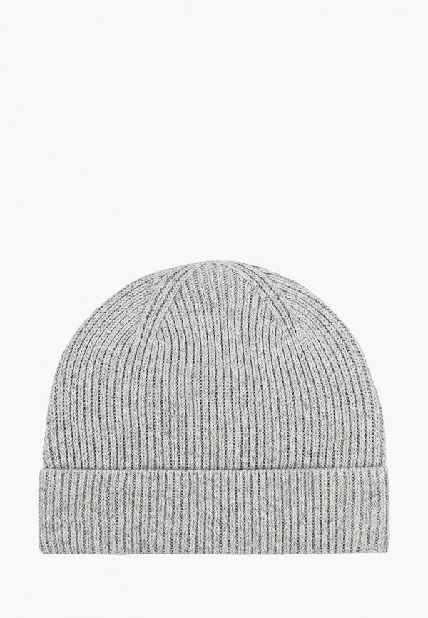 мужская шапка gap, серая