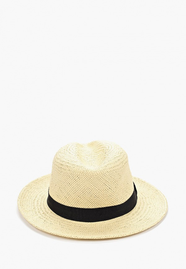 Фото 2 - женскую шляпу Gap бежевого цвета
