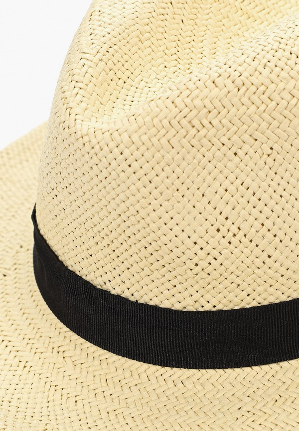Фото 3 - женскую шляпу Gap бежевого цвета
