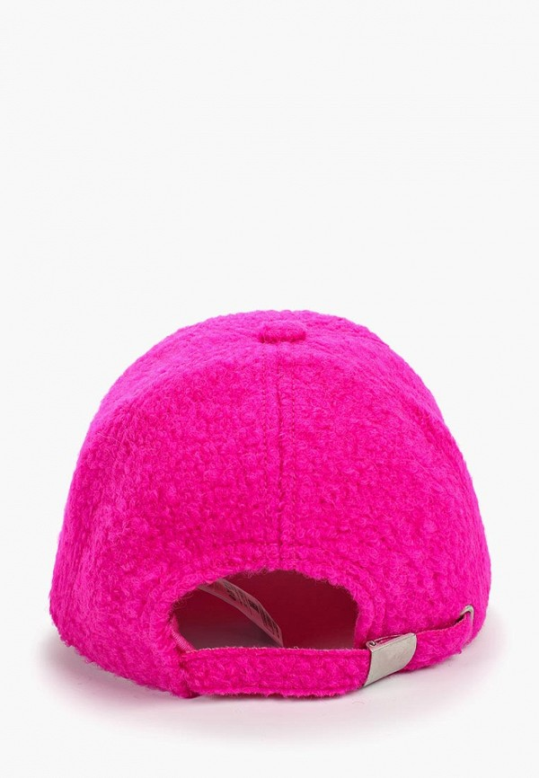Фото 2 - женскую бейсболку Gap розового цвета