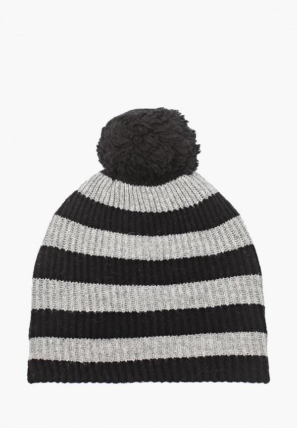 женская шапка gap, серая