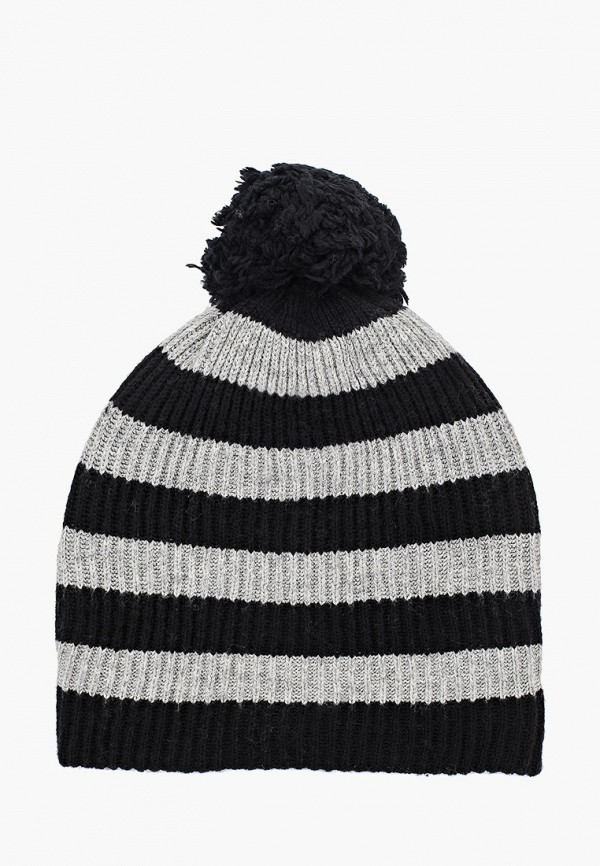женская шапка gap, черная