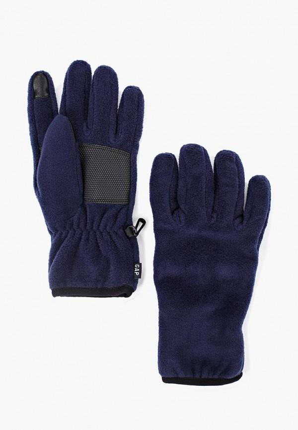 перчатки gap для мальчика, синие
