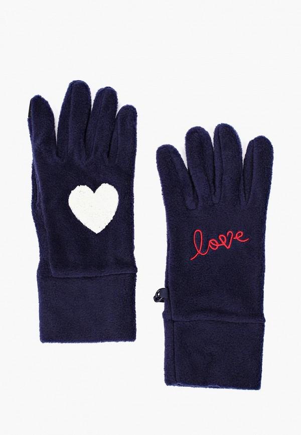 перчатки gap для девочки, синие