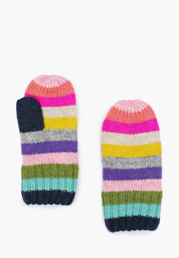 варежки gap для девочки, разноцветные