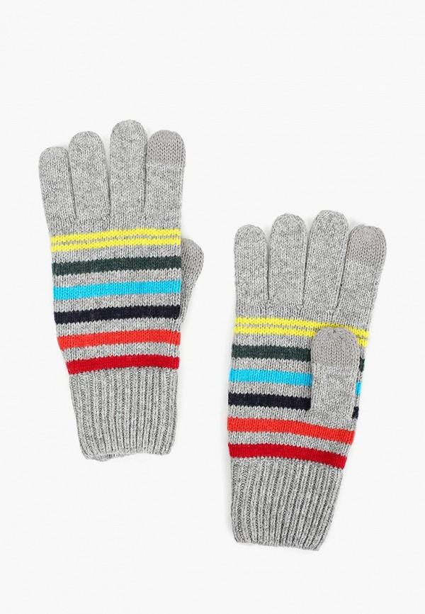 мужские перчатки gap, серые