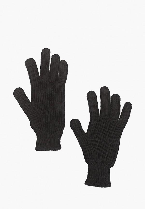 женские текстильные перчатки gap, черные