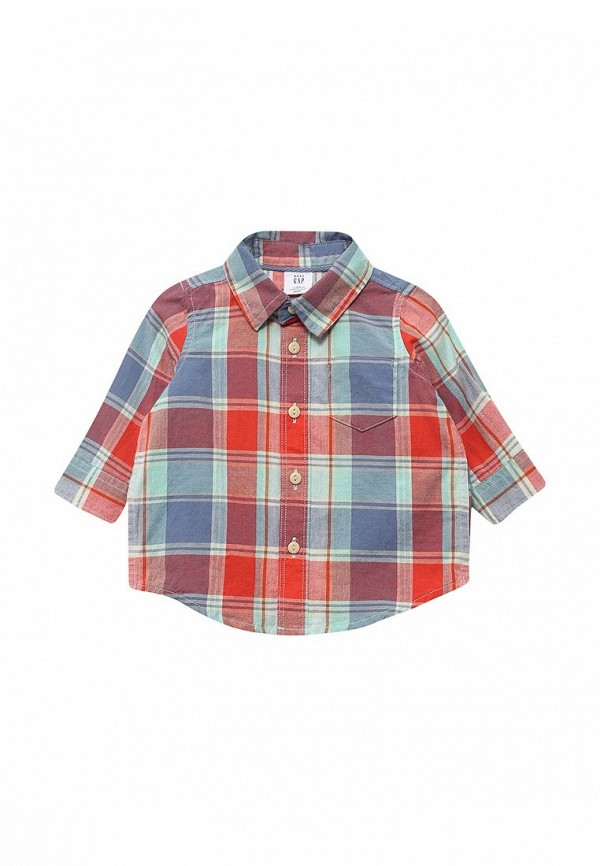 купить Рубашка Gap Gap GA020EBAHMF5 по цене 1190 рублей