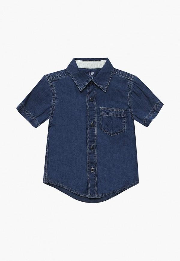 Рубашка джинсовая Gap Gap GA020EBAHMY9 рубашка gap gap ga020embcma9