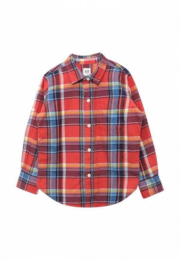 купить Рубашка Gap Gap GA020EBAHNR4 по цене 1070 рублей