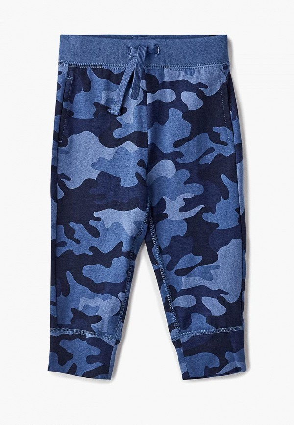 спортивные спортивные брюки gap для мальчика, синие