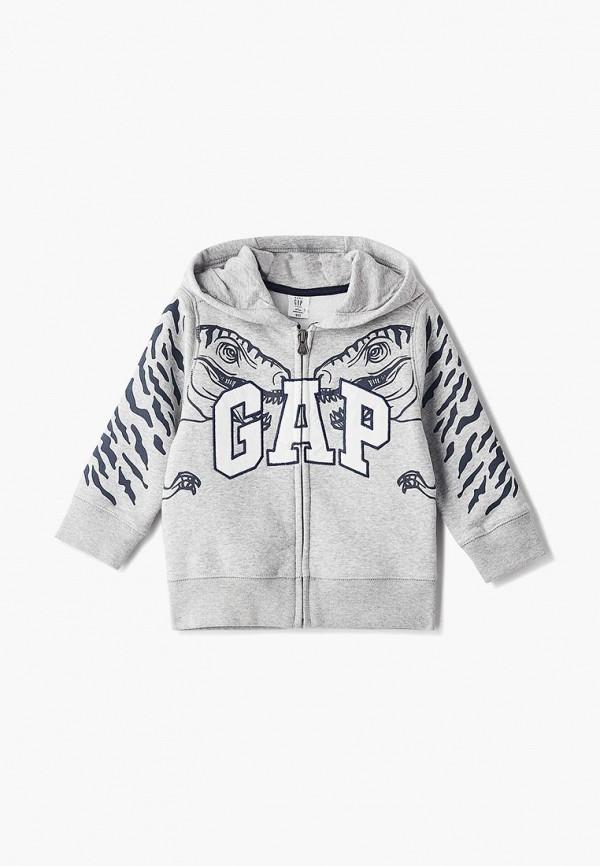Купить Толстовка Gap, ga020ebbtpw6, серый, Осень-зима 2018/2019