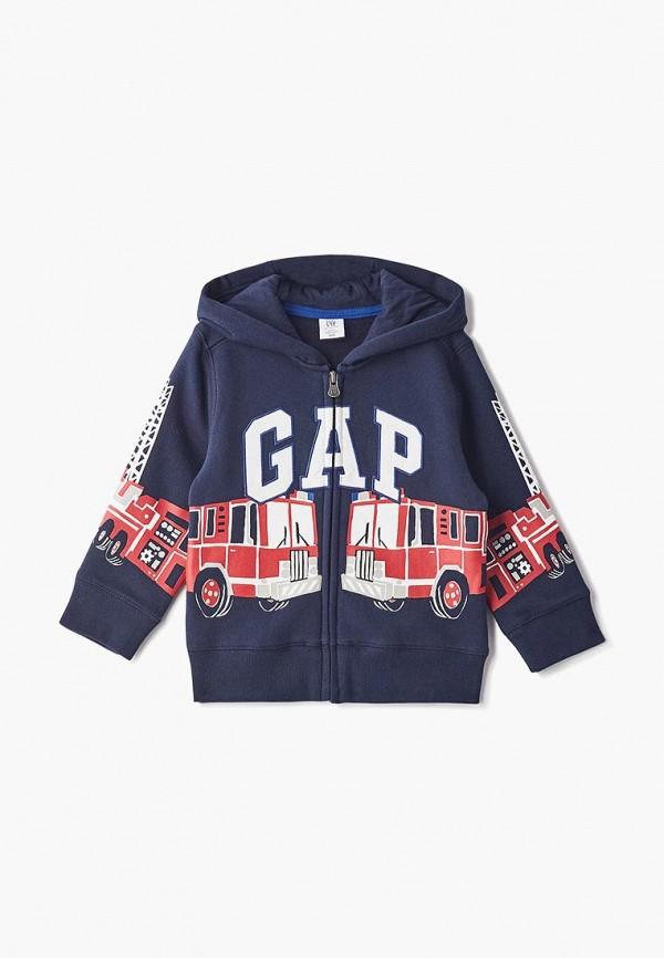 Купить Толстовка Gap, ga020ebbtpw7, синий, Осень-зима 2018/2019