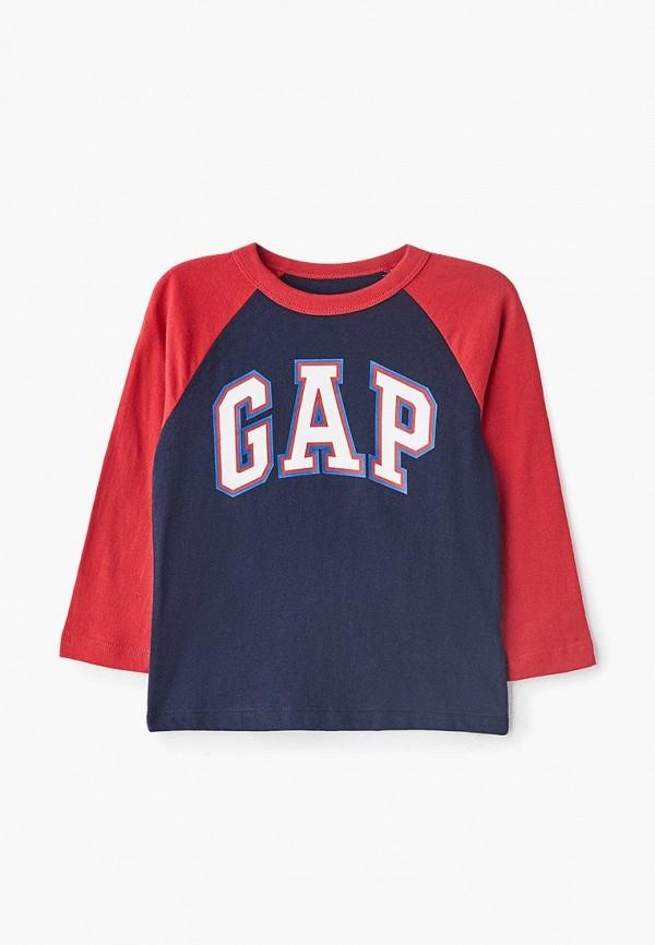 Лонгслив Gap Gap GA020EBBTQI4 лонгслив gap gap ga020ewcvhm9