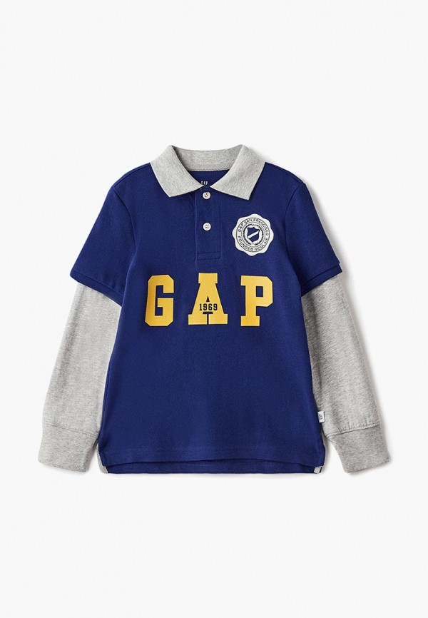 Поло Gap Gap GA020EBBTRU3 поло gap gap ga020embcmo4
