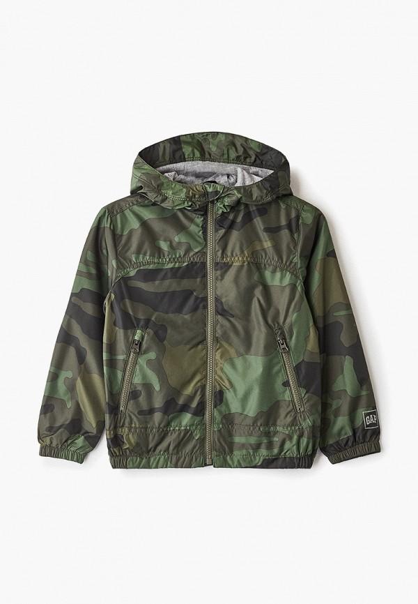 куртка gap для мальчика, хаки