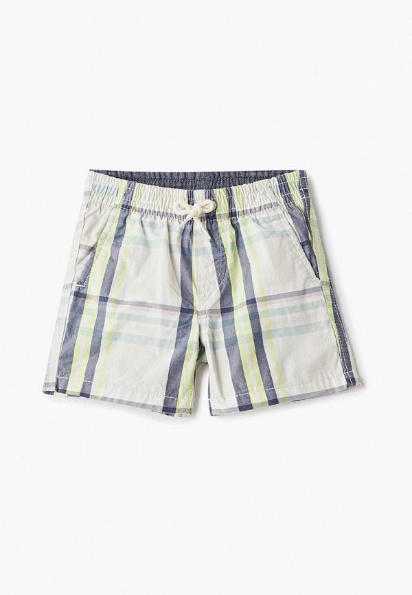 шорты gap для мальчика, бежевые
