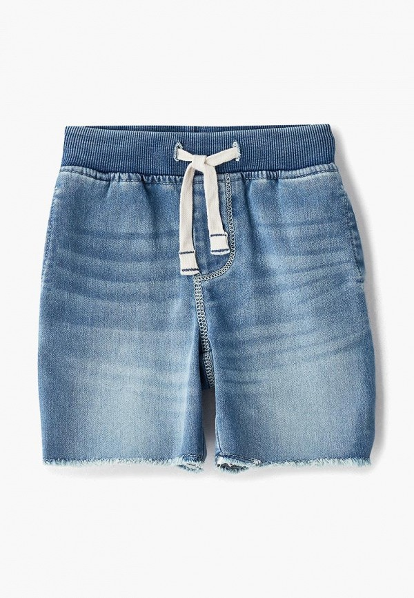 джинсовые шорты gap для мальчика, голубые