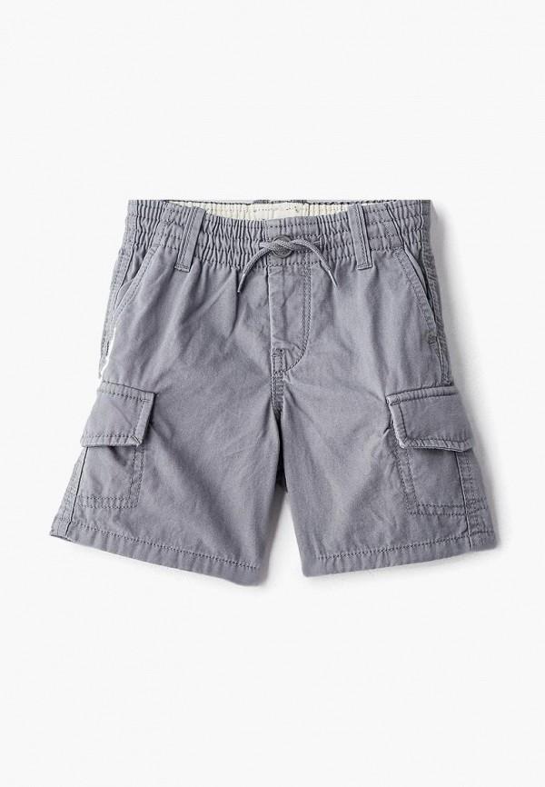 шорты gap для мальчика, серые