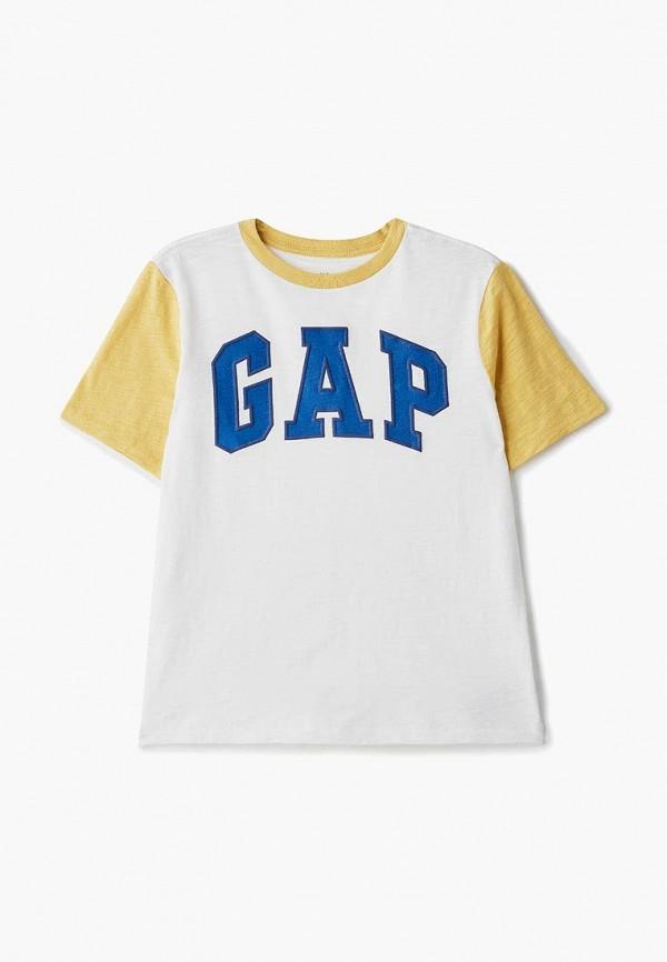 Футболка Gap Gap GA020EBEGLY6 футболка gap gap ga020egegkt0