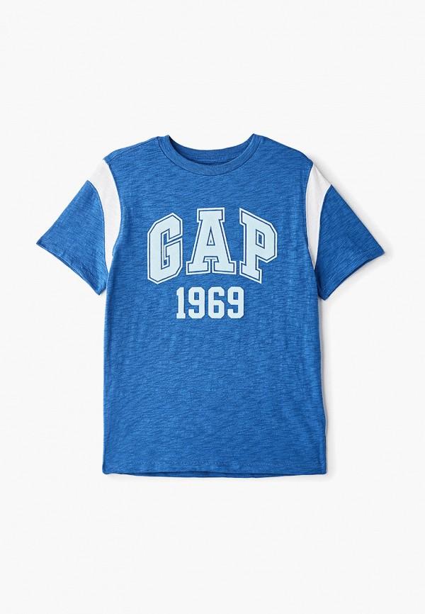 Футболка Gap Gap GA020EBEGLY9 футболка gap gap ga020ebegly9
