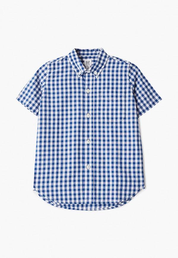 Фото - Рубашку Gap синего цвета