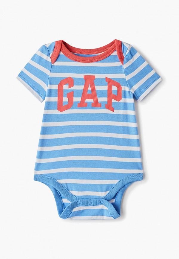 боди gap для мальчика, синие