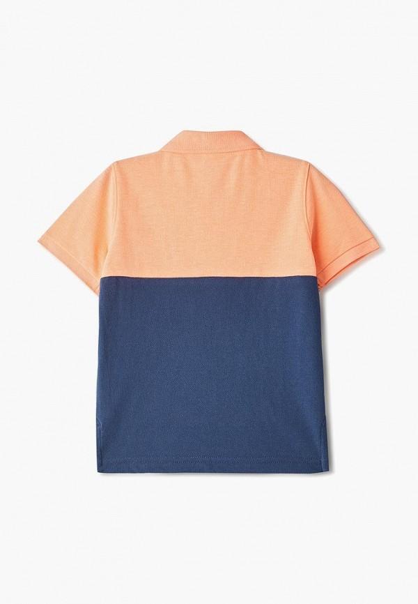 Фото 2 - футболку или поло для мальчика Gap разноцветного цвета