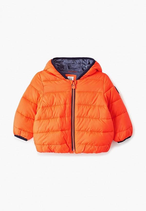 куртка gap для мальчика, оранжевая