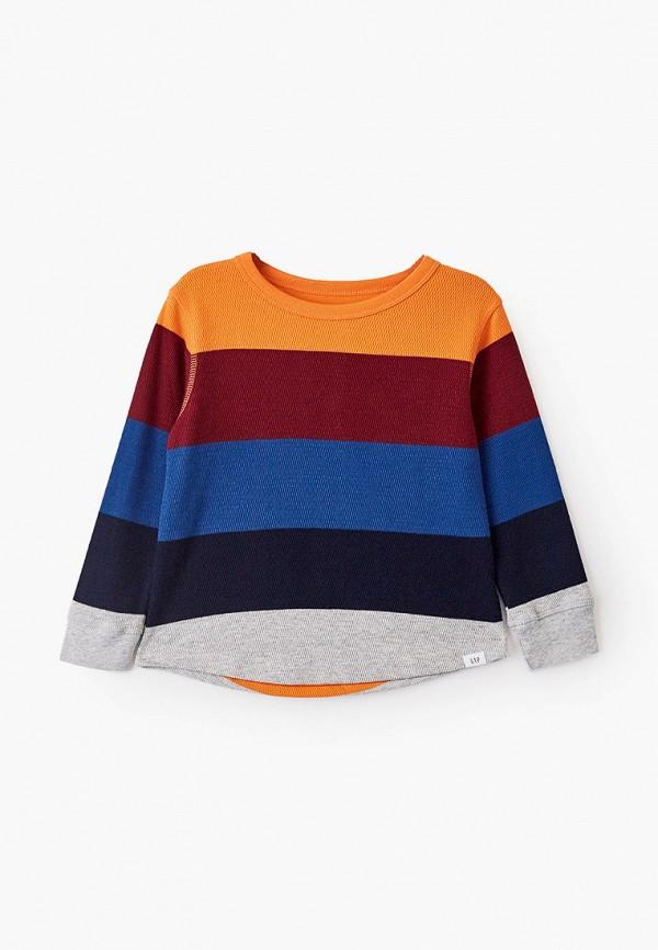 джемпер gap для мальчика, разноцветный