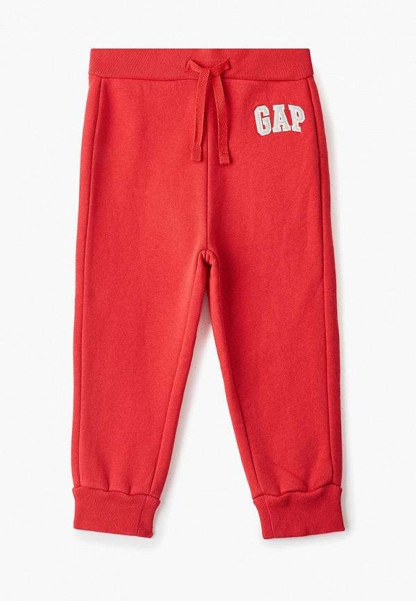 спортивные спортивные брюки gap для мальчика, красные