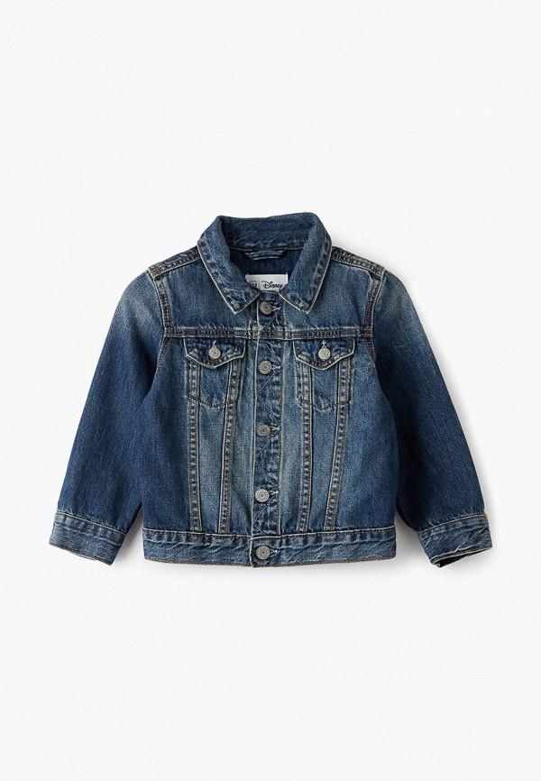 куртка gap для мальчика, синяя