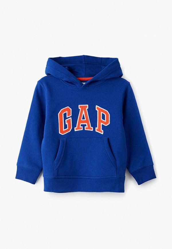 худи gap для мальчика, синие