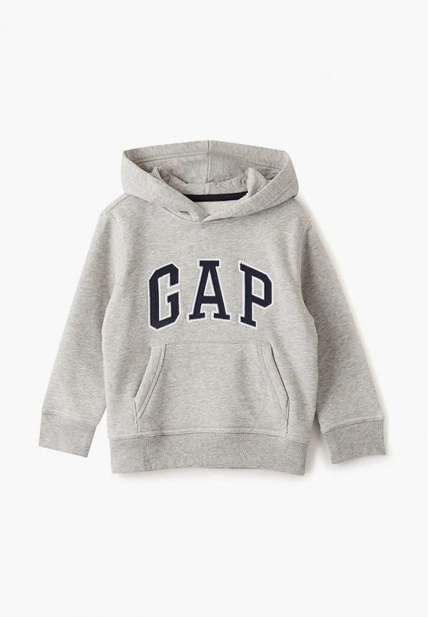 худи gap для мальчика, серые