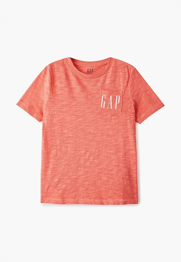 футболка с коротким рукавом gap для мальчика
