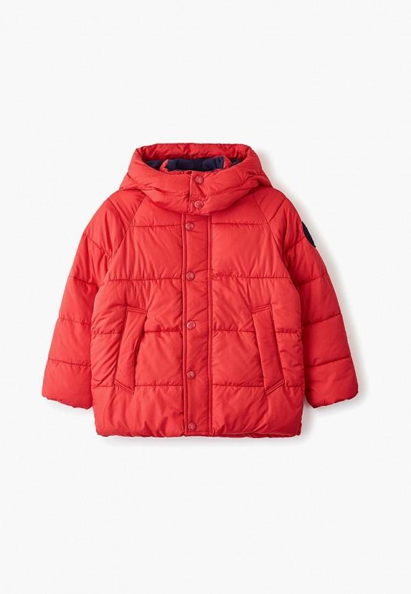 куртка gap для мальчика, красная
