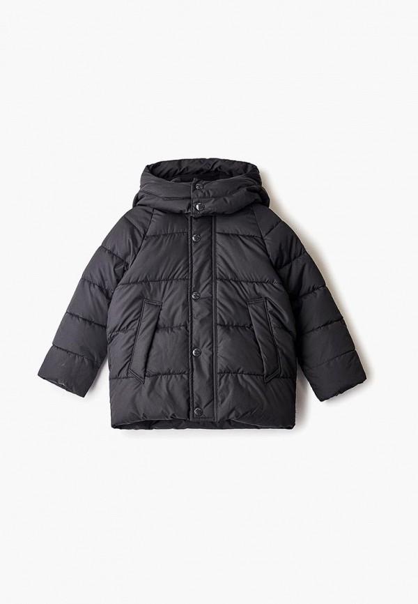 куртка gap для мальчика, черная